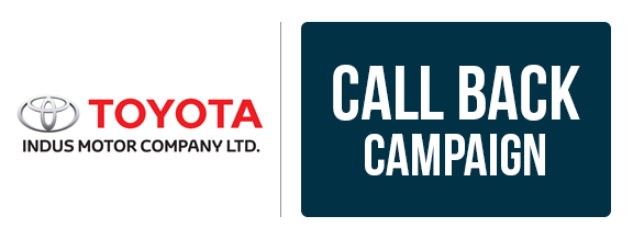 Call Back Campaign