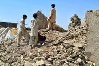 Relief Efforts for Balochistan Earthquake