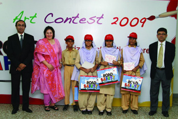 Toyota Road Safety Art Contest 2008