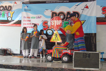 Toyota School Road Safety Campaign