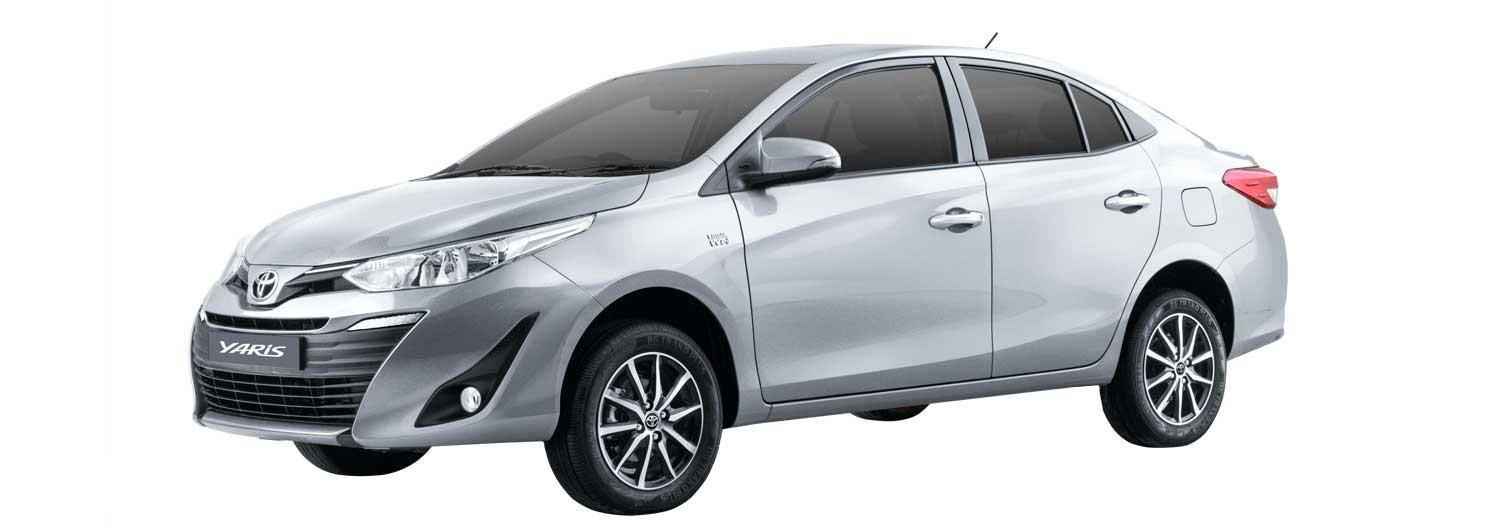 IMC Launches Toyota Yaris in Pakistan